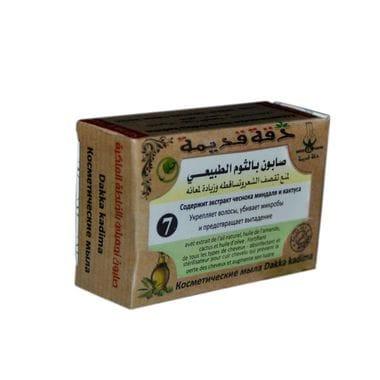 Купить Косметические мыла Dakka Kadima №7 чеснок, миндаль и кактус 100гр