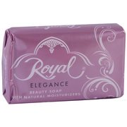 Мыло Royal Elegance 125 гр. (розовая упаковка)