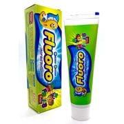 """Детская зубная паста-гель """"Fluoro"""" фруктовый микс, 50гр"""