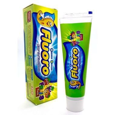 """Купить Детская зубная паста-гель """"Fluoro"""" фруктовый микс, 50гр"""
