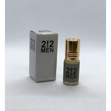 "Купить Zahra 3ml. ""212 men"""